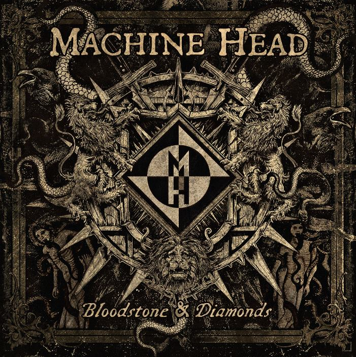 Machine Head bloodstone cover