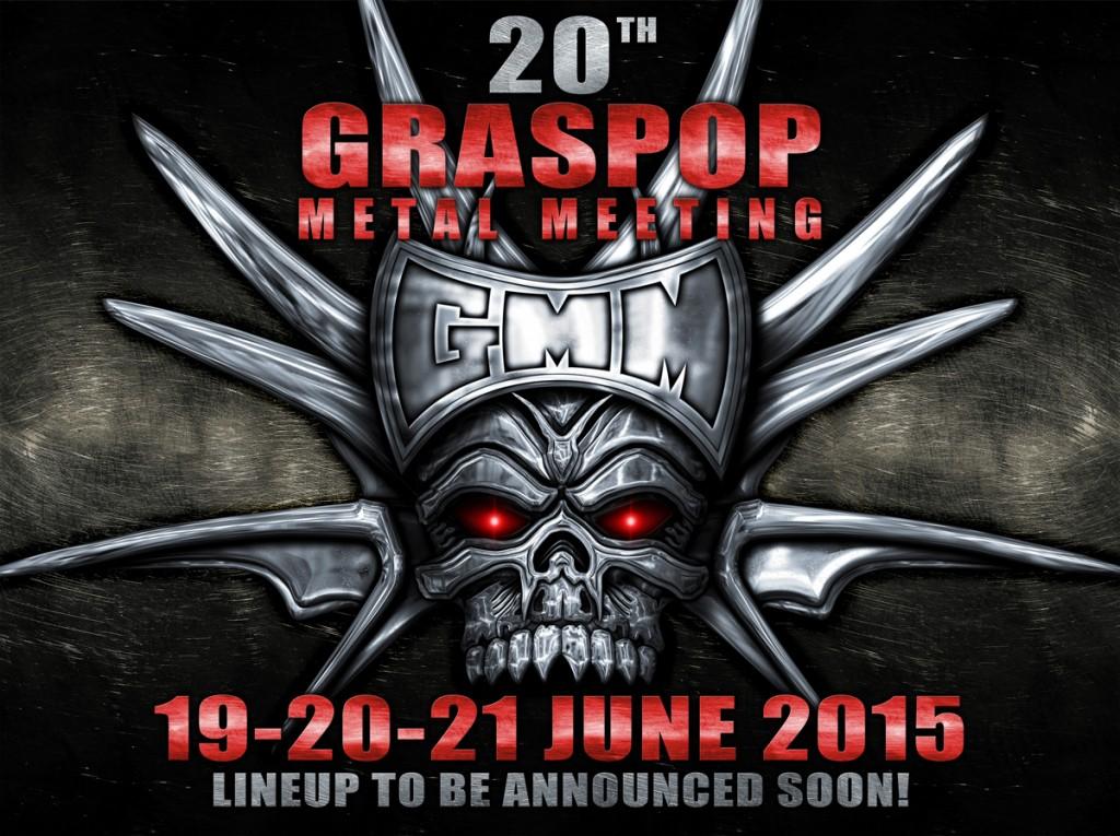 Graspop 2015 logo