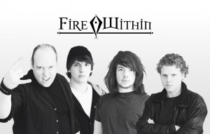 Fire within band